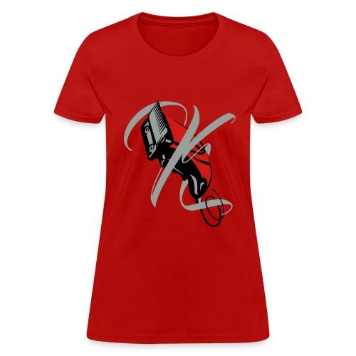 Kipper Headz Final - Women's T-Shirt