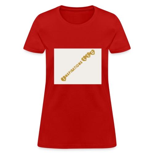 Inspirations1 - Women's T-Shirt