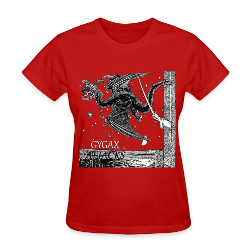 Gygax Attacks EP - Women's T-Shirt