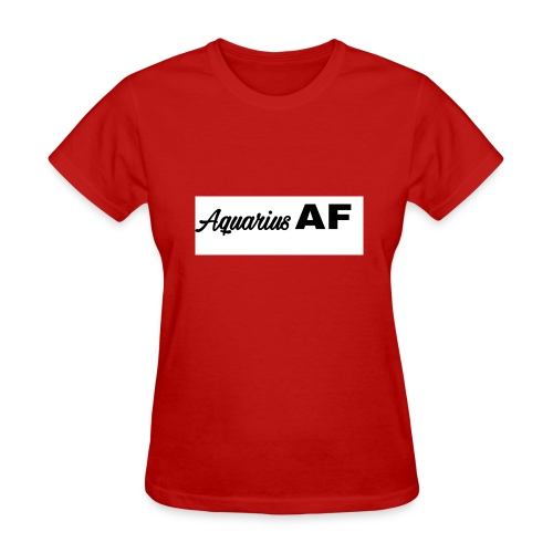 AQUARIUS - Women's T-Shirt