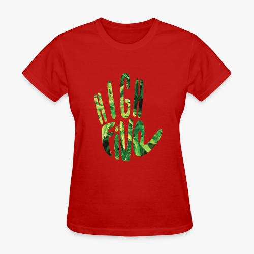 High 5 - Women's T-Shirt