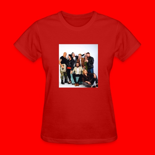 Savage Family Christmas Card - Women's T-Shirt