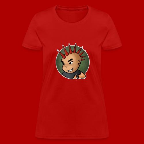 Utahpunk on Twitch - Women's T-Shirt