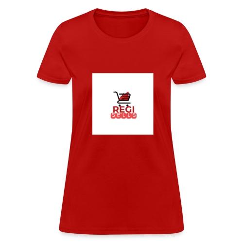 RegiSELLS Logo - Women's T-Shirt