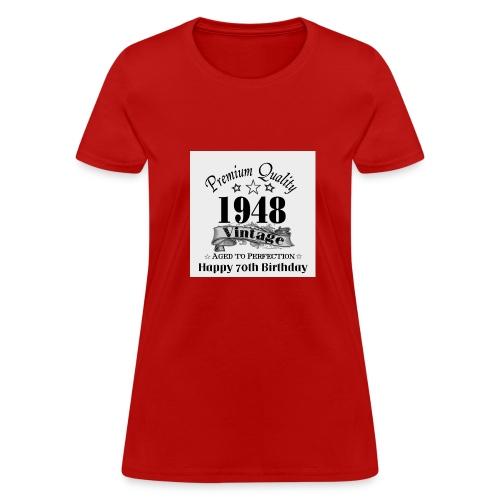 70th Bday - Women's T-Shirt