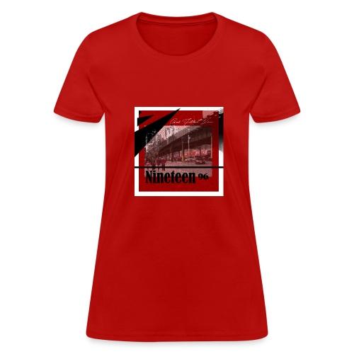Nineteen96 - Women's T-Shirt