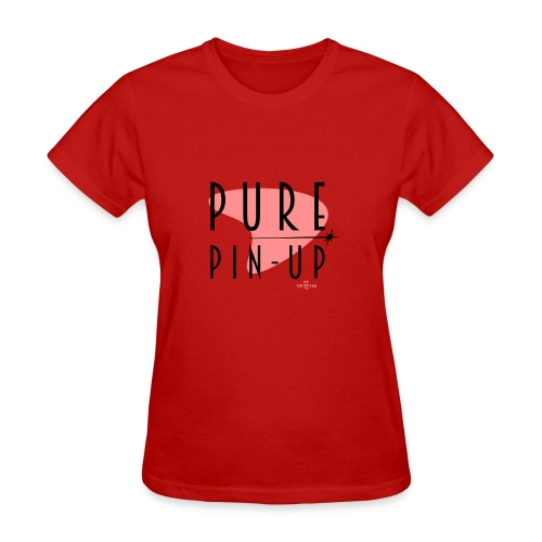 Pure Pin up - Women's T-Shirt