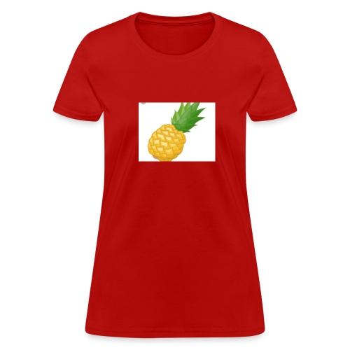 Pinapples - Women's T-Shirt