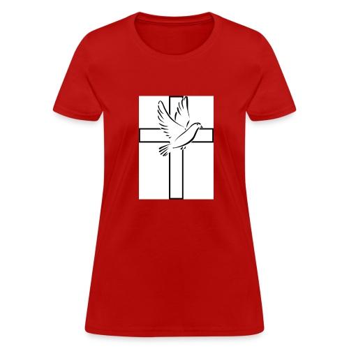 Cross - Women's T-Shirt