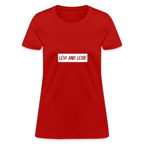 Levi and Lexie Classic Logo - Women's T-Shirt