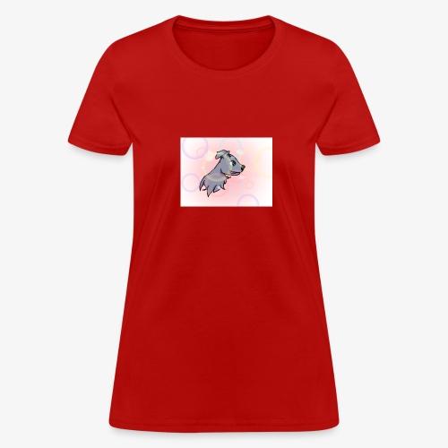 Lydia's Animated Rusty - Women's T-Shirt
