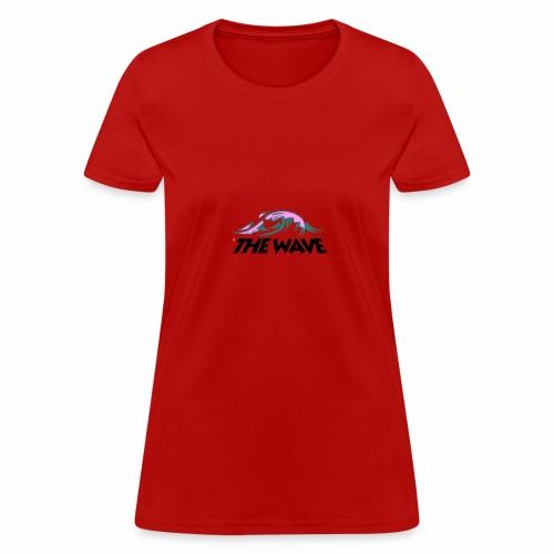 BLACK - Women's T-Shirt