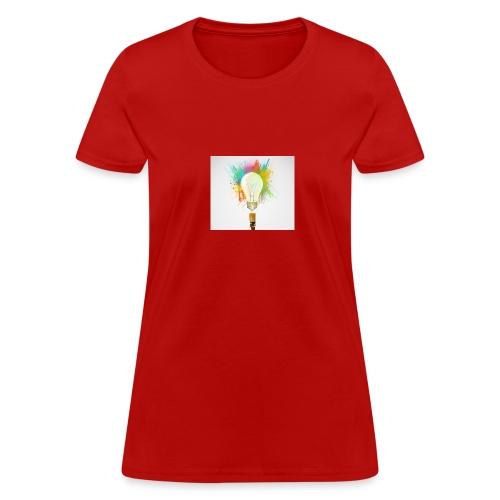 Ideas - Women's T-Shirt