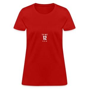 MKT sports logo - Women's T-Shirt