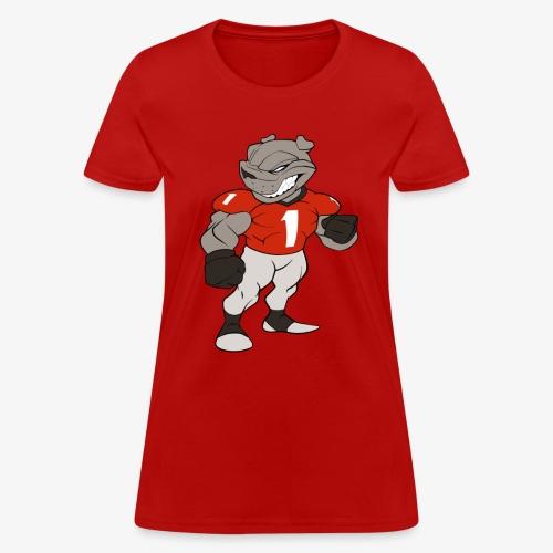 Bulldog Strong - Women's T-Shirt