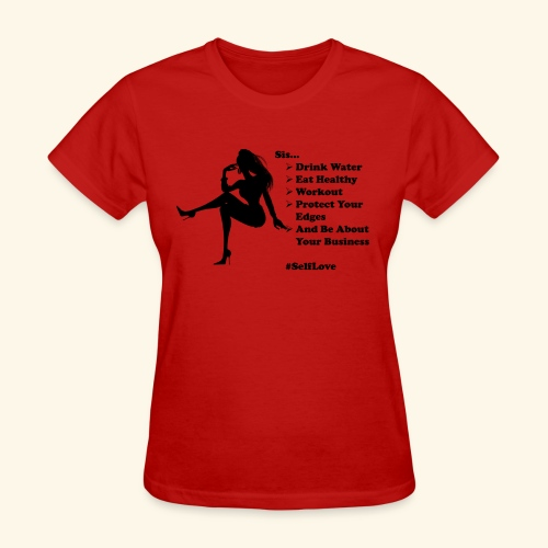 SisList1 - Women's T-Shirt