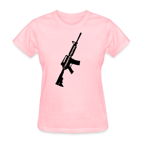 AR15 final cut transparent png - Women's T-Shirt