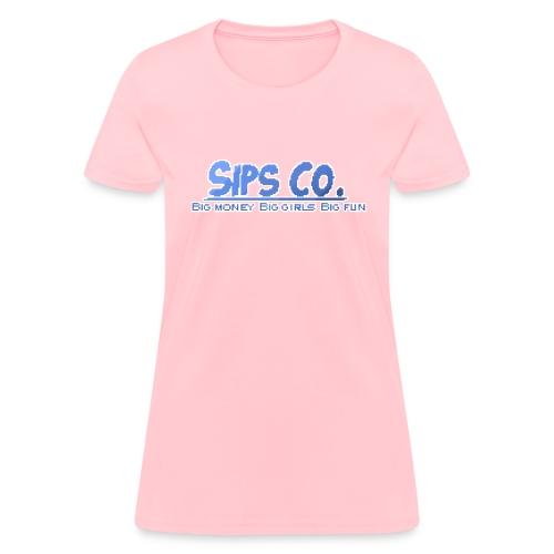 sips co shirt png - Women's T-Shirt