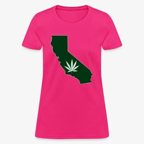 weed - Women's T-Shirt