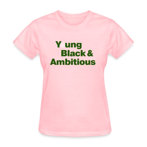 YBA PinkandGreen2 - Women's T-Shirt