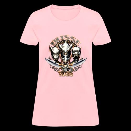 bkg35thannimversarytransparent - Women's T-Shirt