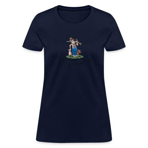 Billy Jack Logo gif - Women's T-Shirt