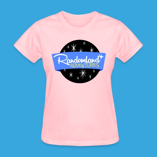 Randomland SPACE Logo - Women's T-Shirt