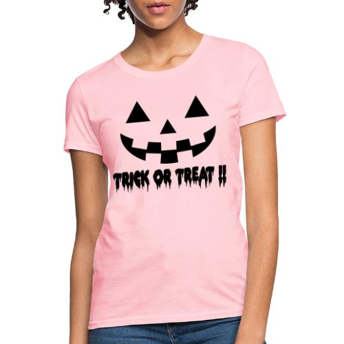 Trick or treat - Women's T-Shirt