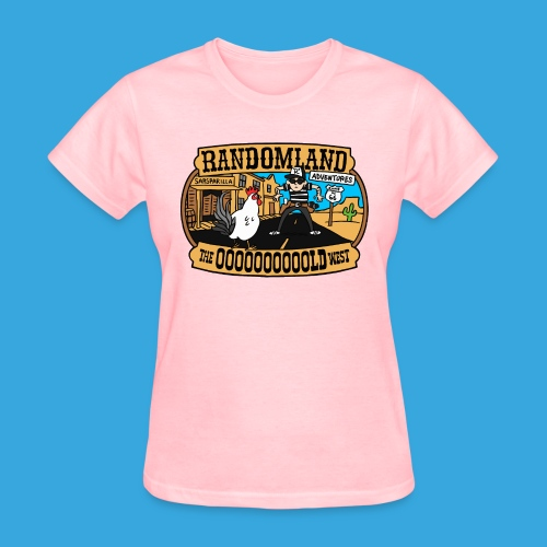 The OOOOOLD west - Women's T-Shirt