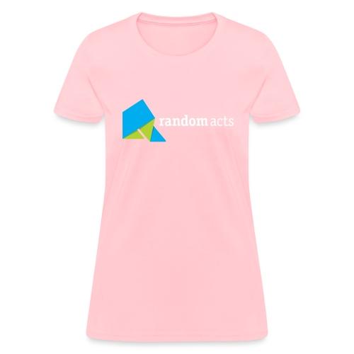 RA LOGO White text - Women's T-Shirt