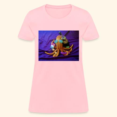 Mr squiddy - Women's T-Shirt
