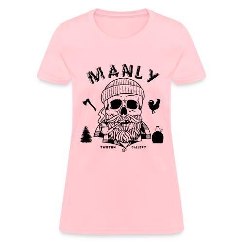 2tonmanly - Women's T-Shirt