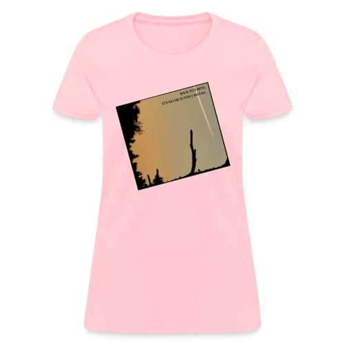Back to Earth - Women's T-Shirt