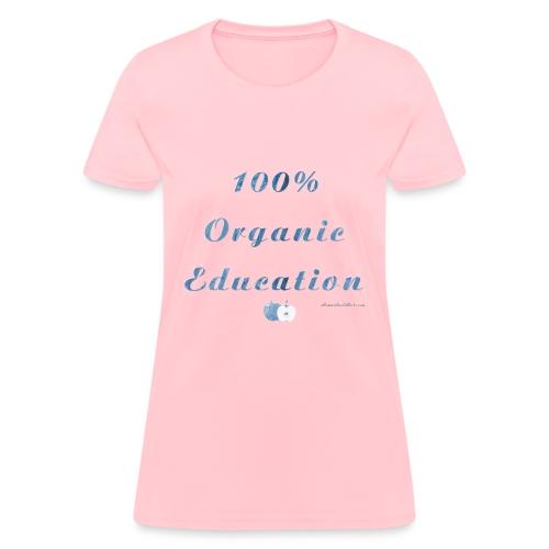 organic png - Women's T-Shirt