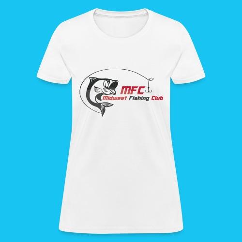 Midwest Fishing Club - Women's T-Shirt