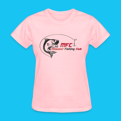 Midwest Fishing Club - Women's T-Shirt
