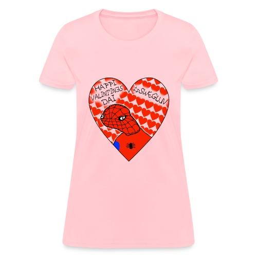 #SWEGLUV Valentines Day - Women's T-Shirt