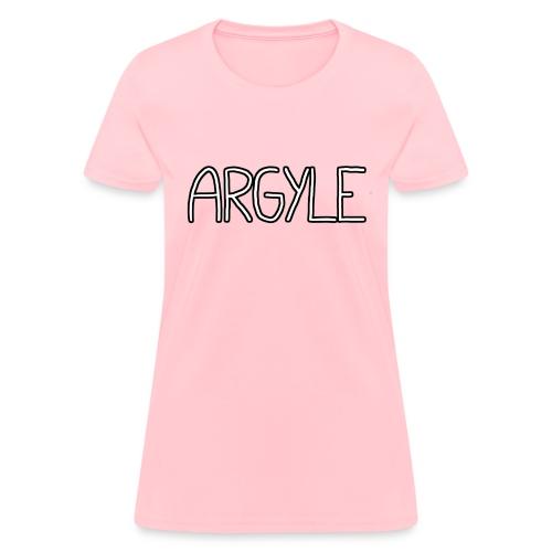 Argyle - Women's T-Shirt