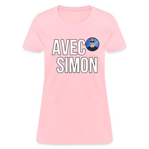 simon logo 2016 png - Women's T-Shirt