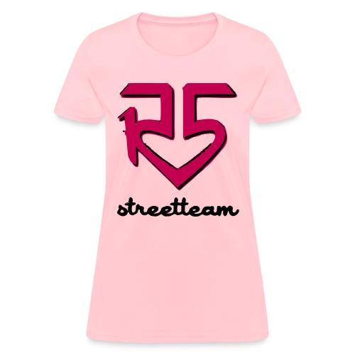 street team logo test - Women's T-Shirt