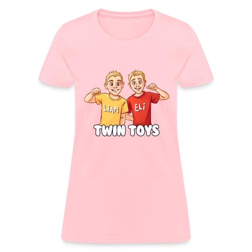 twintoys1500new1 - Women's T-Shirt