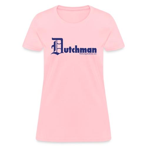10 final dutchman d blue - Women's T-Shirt