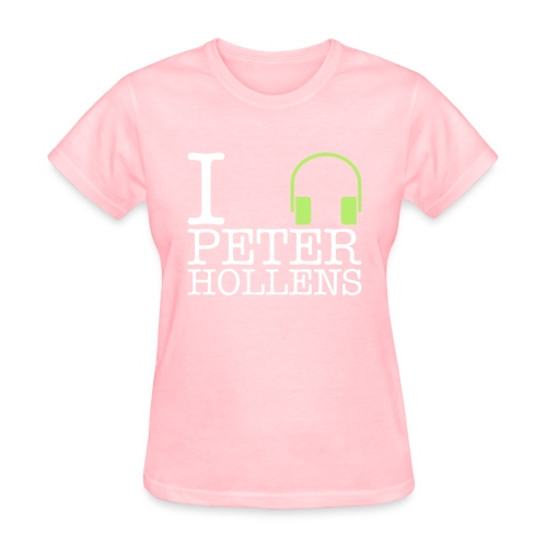 peter hollens2 - Women's T-Shirt