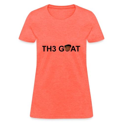 The goat cartoon - Women's T-Shirt