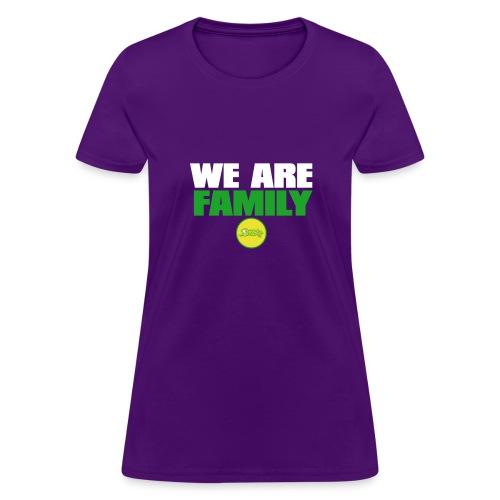 We Family Ducks - Women's T-Shirt