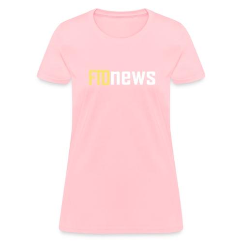 ftdnews png - Women's T-Shirt