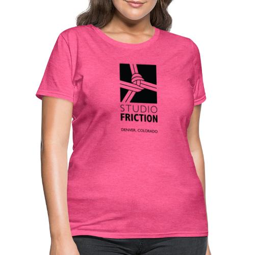 Studio Friction Black - Women's T-Shirt