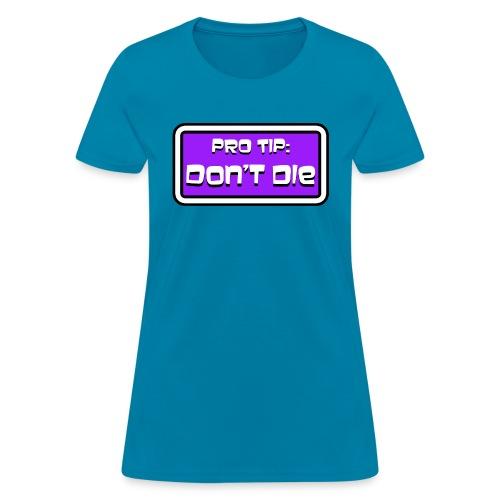 tshirt protip png - Women's T-Shirt