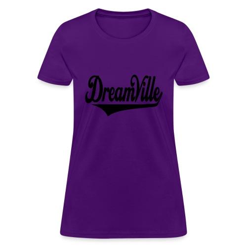 dreamville black - Women's T-Shirt