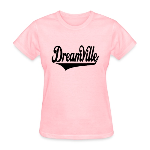 dreamville black - Women's T-Shirt